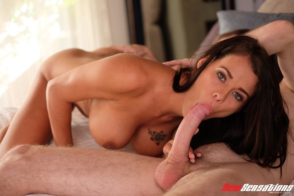 Beautiful Peta Jensen Gives Him A Blowjob And Takes Big Cherrynudes 1